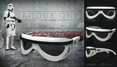 A Star Wars Story Rogue One 3D Glasses StormTrooper Brand New Sealed FREE S/H