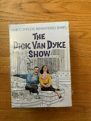 The Dick Van Dyke Show - The Complete Series (DVD, 2015, Remastered), new/sealed