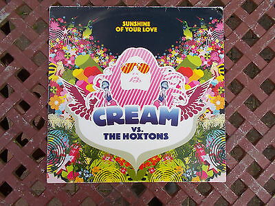 Cream vs The Hoxtons Sunshine of Your Love EP Vinyl Record 2005