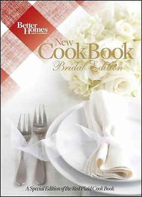 New Cook Book: Bridal Edition (Better Homes and Gardens)