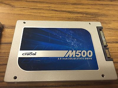 """Crucial 960g SAta 2.5"""" ssd drive m500 ct960m500ssd1 6gb/s solid state drive"""