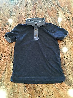Old Navy 3 Button Collard T-Shirt Size 5T *FREE SHIPPING