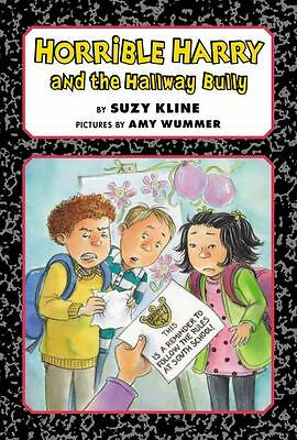 Horrible Harry and the Hallway Bully (Horrible Harry, Volume 31)