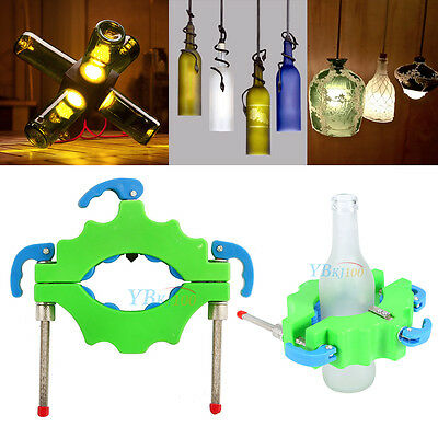 Glass Bottle Cutter Tool Green Craft Beer Wine Crafts Decor Personalize Kit Hot