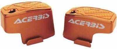 Acerbis Orange Brembo Master Cylinder Covers For KTM SX SXF XCF EXC 2449540237