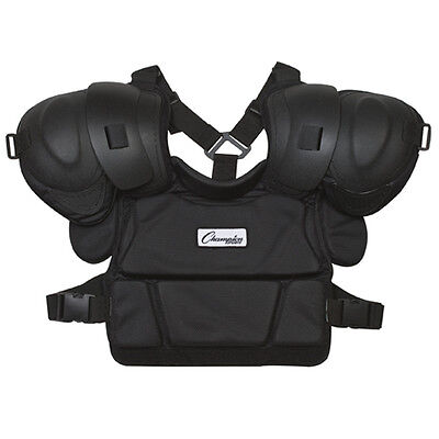 Champion High Impact/Low Rebound Umpire Chest Protector