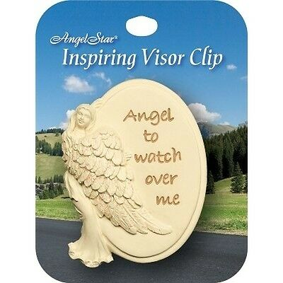 AngelStar Visor Clips Resin 36 assorted Refill(No Display)