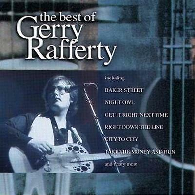 Gerry Rafferty The Best Of Cd New