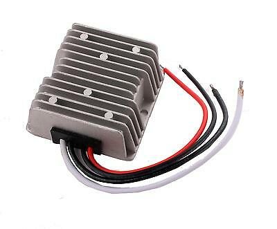 Waterproof DC/DC Car Voltage Converter 24V Step Down To 12V 20A 240 Power Supply