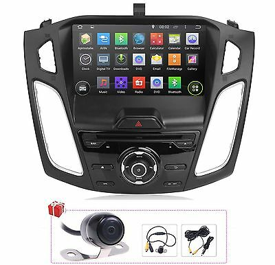 "9"" Android 5.1 Autoradio GPS Navigation Stereo Headunit For Ford Focus 2015-2016"