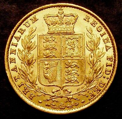 1861 AUNC Queen Victoria Gold Sovereign CGS 70 ☆☆☆ CGS Joint Finest Graded ☆☆☆