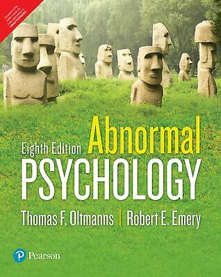 Abnormal Psychology, 8th Edition by Oltmanns