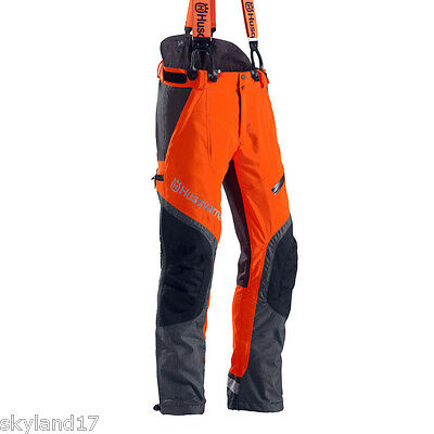 Husqvarna Technical Extreme Chainsaw Protective Trousers - Type A