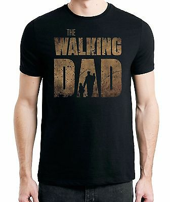 The Walking Dad T-Shirt - Fathers Day, Birthday Present - Men's Funny T-Shirt