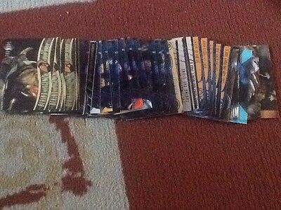 Job Lot Of 31 Different Rittenhouse Farscape Chase Cards