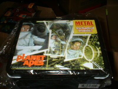 Planet Of The Apes Movie Metal Lunchbox