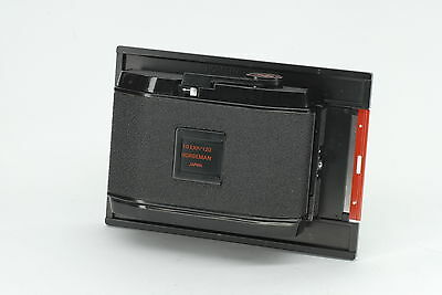 HORSEMAN 6x7 120 Roll Film Back 10EXP/120 for 4x5 View Cameras 452 Used