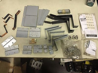 Ge Ted1Dpk New In Box Opened Mounting Hardware For Ted/teb 15-150A Breaker #a5