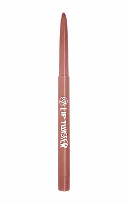 W7 Rust Nude Lip Twister Liner - Outline Lipstick Prime Moisturise Define Colour
