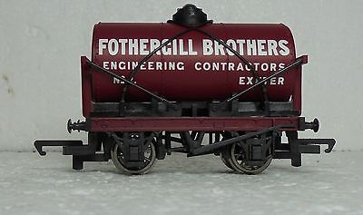 Hornby R6569 12 Ton Tank  Wagon Fothergill Brothers