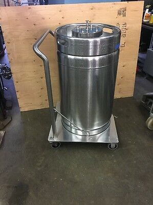 BOLZ RUTTEN ENGINEERING STERILE STORAGE SYSTEM, 52.8 GALLONS, (200 Liter) *USED*