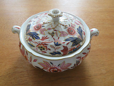 Antique Booths Tureen Vegetable Dish Covered Lidded DOVEDALE A8044 Imari Pattern