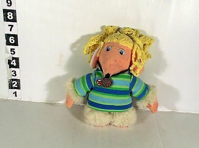 "7"" Alderney Womble Girl  -- The Wombles Soft Toy"