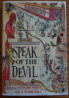 Speak of The Devil an Anthology of Demonology