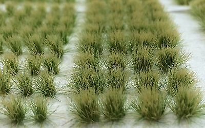Miniature Model Self Adhesive Static Tufts - Prairie Grass 6mm Army Pack