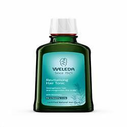 6 Packs of Weleda Revitalising Hair Tonic 100ml