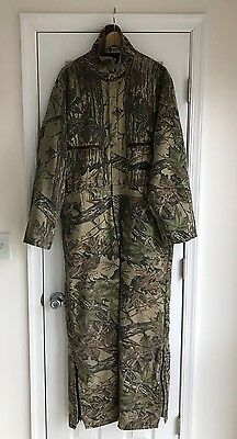 Liberty Rugged Outdoor Gear Realtree Real Tree Coveralls Insulated USA Made
