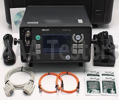 Siecor Corning MultiTester 383-MD55 OTDR Plus MM Fiber Optic OTDR 383 MD55
