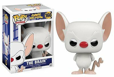 "Funko Pop The BRAIN 3.75"" Vinyl Figure Pinky and The Brain"