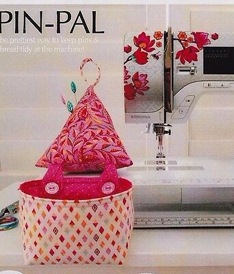 PATTERN - Pin Pal - Creative Cards mini PATTERN - Sew Along