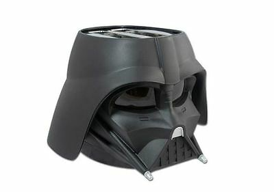 English Muffins Toaster Pastry New Waffles Star Wars Darth Vader Toaster Bread