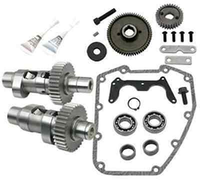 S&S Cycle 585GE Easy Start Gear Drive Camshaft Kit 106-5225 HARLEY-DAVIDSON®