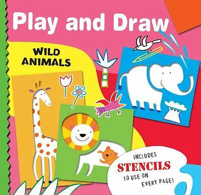 Play and Draw: Wild Animals