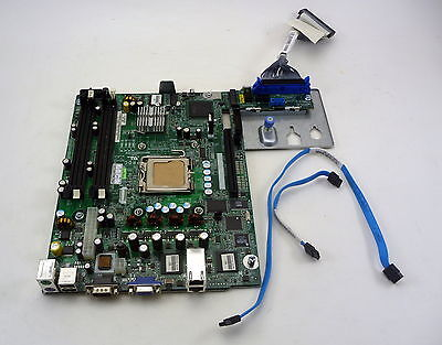 Dell Poweredge 850 Server Motherboard Socket 775 With Tray 0Y8628