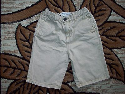 River Island Boy's Shorts Age 7-8 Years, Height 122-128 cm.