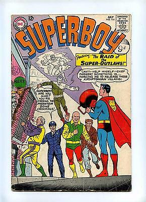 Superboy #114 - DC 1964 - SILVER AGE - GD/VG