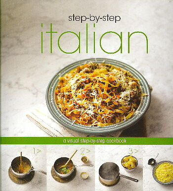 Italian (Step-by-Step Cookbook)
