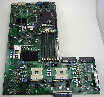 Dell Poweredge 2850 0C8306 Server System Motherboard Cn-0C8306-13740-42850 -000T