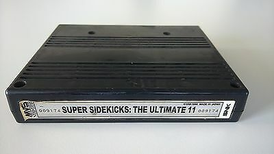 Super Sidekicks 4 The Ultimate 11 Mvs Neo Geo - Genuine