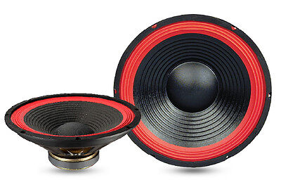 "KARMA  RED 308  Woofer 8"" (20cm)  8 Ohm 150W"