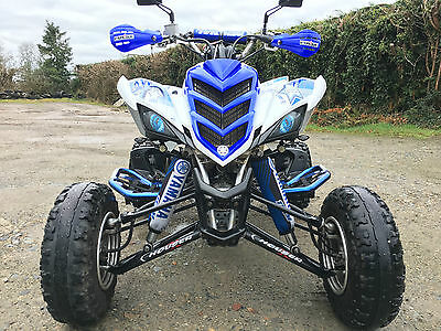 ****Yamaha 700 Raptor 2007 Road Legal Quad Bike (Not Suzuki LTZ)****