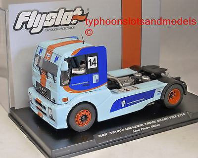 FLY F203110 MAN TR1400 Racing Truck  Gulf - Special Offer - Broken Clear Box Lid