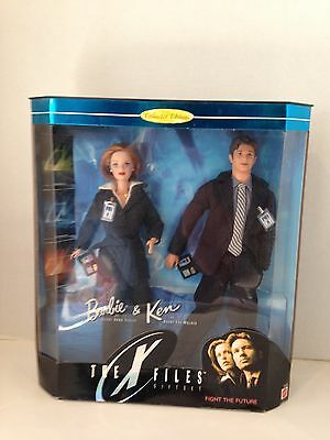 Barbie And Ken The X Files
