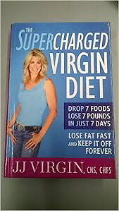 The Supercharged Virgin Diet