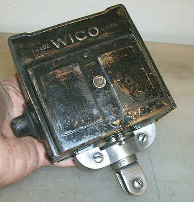 WICO EK VERY HOT MAGNETO Serial No. 887301 Old Gas Engine Hit and Miss MAG