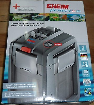 Brand New Genuine EHEIM Professional 4+ 250 External Canister Filter Free Ship